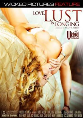 Lust and Longing XXX Movie Dvd