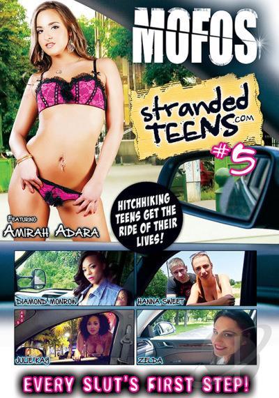 Stranded Teens # 5 DVD Mofos