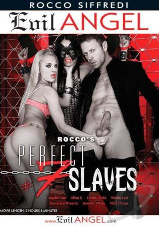 Rocco's Perfect Slaves 7 XXX DVD Evil Angel