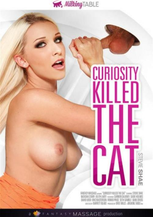 Curiosity Killed The Cat XXX DVD