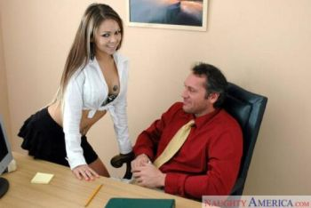 Julia Bond in Naughty Office 3