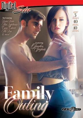 A Family Outing (2016) - Porn DVD