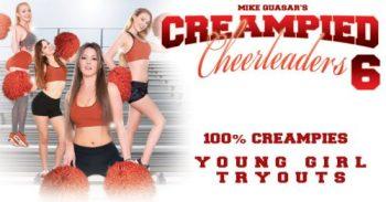 Creampied Cheerleaders 6 2016 XXX by Zero Tolerance