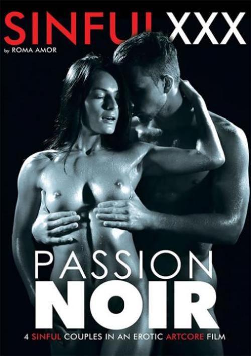 Passion Noir 2016 Porn DVD