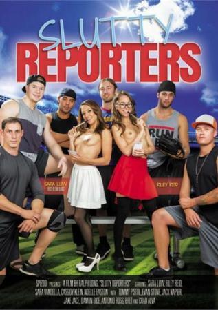 Slutty Reporters Vol. 1
