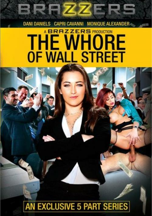 The Whore Of Wall Street Porn Parody Video