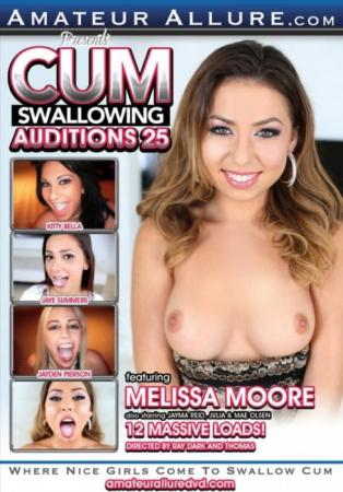 Cum Swallowing Auditions Vol. 25