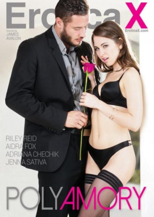EroticaX, James Avalon, Riley Reid, Adriana Chechik, Aidra Fox, Jenna Sativa, Danny Mountain, Logan Pierce, All Sex, Couples, Romance, Swingers, Polyamory