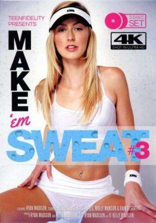 Porn Fidelity, Ryan Madison, Alexa Grace, Molly Manson, Rain Summers, Ryan Madison, 18+ Teens, Athletes, Cream Pie, Cumshots, Gonzo, Make 'Em Sweat Vol. 3, Make-em-sweat-vol.-3