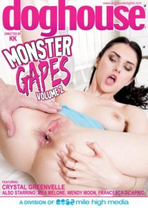 Dog House Digital, K.K., Francesca Dicaprio, Crystal Greenvelle, Mea Melone, Wendy Moon, Anal, Foreign, Monster Gapes 2, Monster-gapes-vol-2-2016-free-sexofilm