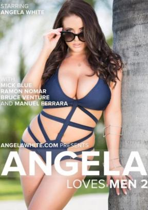 AGW Entertainment, Angela White, Manuel Ferrara, Ramon Nomar, Mick Blue, Bruce Venture, All Sex, Big Boobs, Brunettes, Naturally Busty, Star showcase, Angela Loves Men 2, Angela-loves-men-2-2016-full-free-hd-xxx-dvd