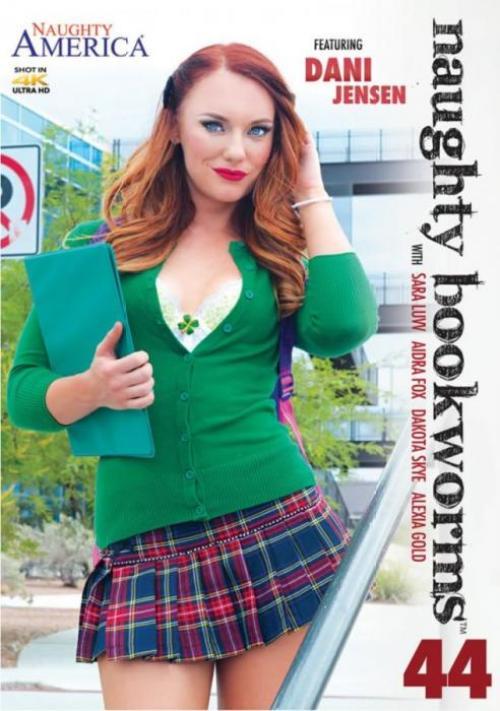 Naughty America, Dani Jensen, Dakota, Aidra Fox, Alexia Gold, Sara Luvv, 18+ Schoolgirls, 18+ Teens, All Sex, College, Teachers, Naughty Book Worms 44, Naughty-bookworms-44-2016-full-free-hd-xxx-dvd
