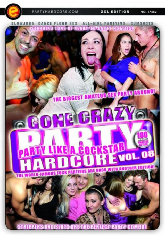 Euromaxx, Amateur, Blowjobs, Cumshots, Facials, Masturbation, Orgy, Public Sex, Stripping, Party-hardcore-gone-crazy-vol.-8