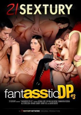 FantASStic DP #3 (2016) - Full Free HD XXX DVD