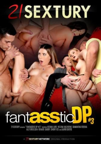 FantASStic DP #3 (2016) - Full Free HD XXX DVD