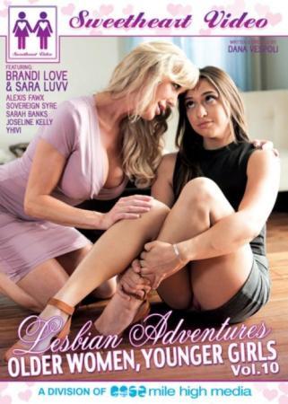 Lesbian Adventures- Older Women Younger Girls Vol. 10 (2016) - Full Free HD XXX DVD
