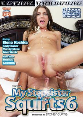 My Stepsister Squirts 6 (2016) - Full Free HD XXX DVD