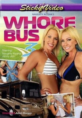 Naughty Alysha's Whore Bus #3 (2016) - Full Free HD XXX DVD