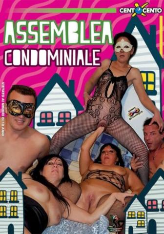 Centoxcento - Assemblea Condominiale PornoDVD