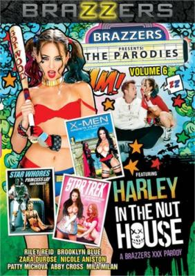 Brazzers Presents The Parodies 6 XXX Movie