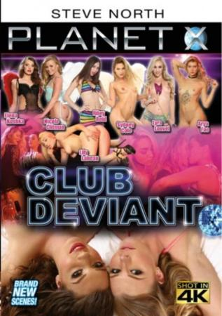 Club Deviant, 2017 Porn DVD, Planet X, Elena Koshka, Nicole Clitman, Lily Labeau, Riley Reid, Sydney Cole, Lyra Louvel, Arya Fae, 18+ Teens, All Sex, Threesomes
