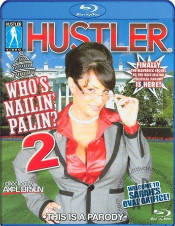 Hustler Presents Who's Nailin' Palin 2 Porn Parody XXX Movie