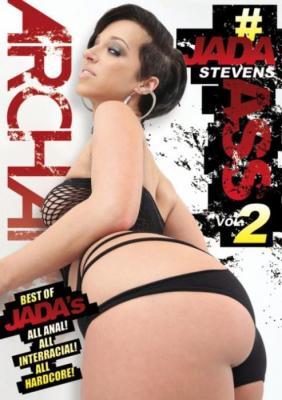 #Jada Stevens Ass 2, 2017 Porn DVD, ArchAngel, Jada Stevens, Sarah Vandella, Anal, Interracial, Big Ass, Compilation