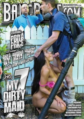 My Dirty Maid 7, 2017 Porn DVD, Bang Bros Productions, Anya Ivy, Adriana Maya, Valentina Vixen, Priya Price, Gonzo, Latin, Maid, Prebooks