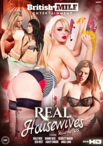 Real Housewives 5, Porn DVD, British MILF Entertainment, Holly Kiss, Bonnie Rose, Scarlett March, Jess West, Ashley Embers, Angel Long, All Sex, MILF, British, Horny Housewives