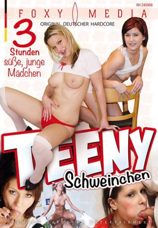 Teeny Schweinchen, German XXX, Foxy-Media, Amateur, Cumshots, Sperm, European Hardcore, European Oral Sex, Teens, College Girls