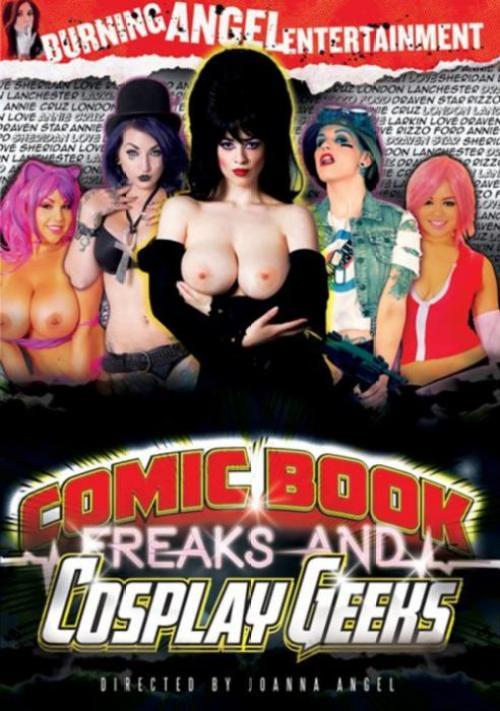 Stripi stripa Cosplay Geeks - Xxx DVD Sexofilmcom-9611