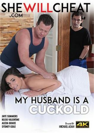 My Husband Is A Cuckold, biggest cocks, She Will Cheat, Michael Adam, Alexa Grace, Jaye Summers, Kleio Valentien, Sydney Cole, Adult DVD, Affairs & Love Triangles, Big Cocks, Cuckolds, Fetish
