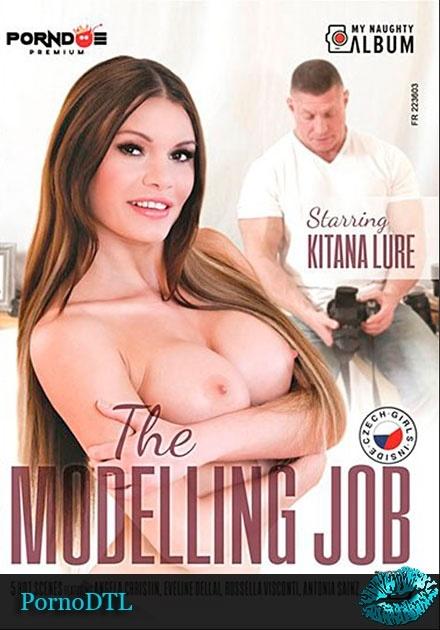 Porndoe Premium Present The Modelling Job Adult DVD