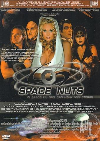 Wicked Pictures Presents Space Nuts XXX Adult Parody Film