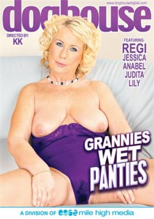 Dog House Digital Present Porn DVD Grannies Wet Panties