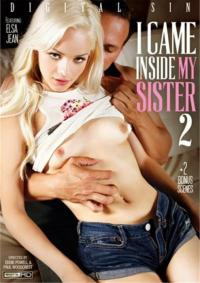 I Came Inside My Sister 2 Adult DVD from Digital Sin