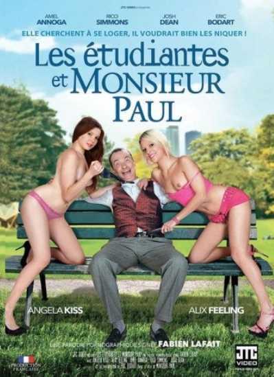 Les Etudiantes Et Monsieur Paul - XXX DVD