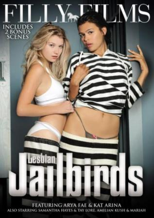 Lesbian Jailbirds, hottest lesbian, Filly Films Video, Arya Fae, Kat Arina, Samantha Hayes, Tay Lore, Amilian Kush, Mariah, Adult DVD, All Girls Porn, Lesbian Videos, All Sex Videos, Prison Chicks
