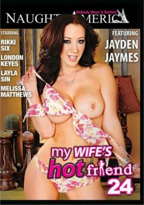 Naughty America Present My Wife's Hot Friend Vol. 24 Adult DVD