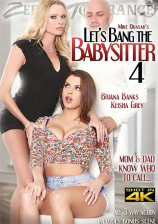 Let's Bang The Babysitter, Porn Movie, Zero Tolerance Ent., Briana Banks, Keisha Grey, Cherie Deville, Jillian Janson, Nina Elle, Ashley Adams, Alana Cruise, Summer Day, Derrick Pierce, Mark Wood, Tommy Pistol, Tommy Gunn, Adult DVD, 18+ Teens, All Sex, Babysitter, Blowjobs, Threesomes