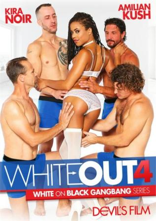 White Out 4 Porn DVD from Devil's Film
