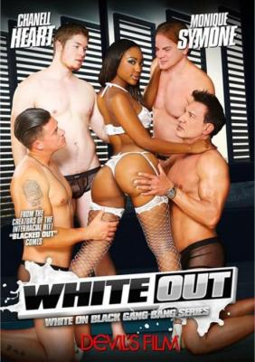White Out XXX DVD by Devil's Film