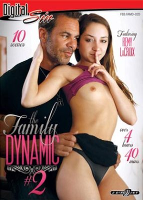 The Family Dynamic 2 XXX DVD