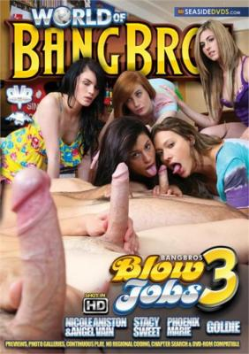 World Of BangBros: BlowJobs Vol. 3 XXX DVD from Bang Bros Productions