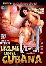 Hazme una cubana XXX DVD