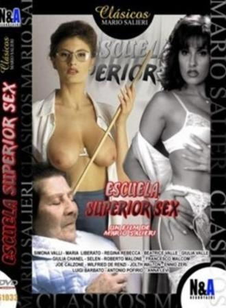 Escuela Superior Sex XXX DVD