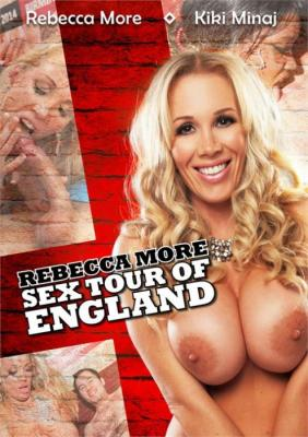 Rebecca Moore Sex Tour of England XXX DVD by Television X
