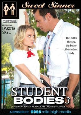 Student Bodies 3 Adult DVD