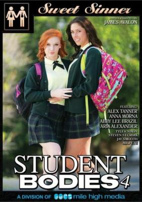 Student Bodies 4 XXX DVD from Sweet Sinner
