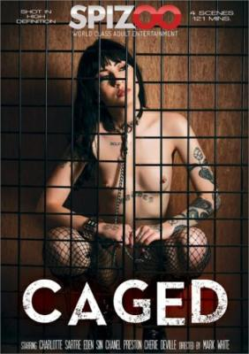Watch now Caged XXX video on demand from Spizoo
